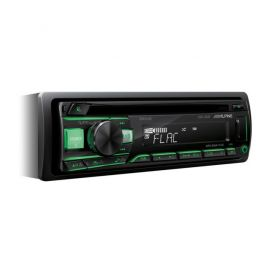 Alpine CDE-201R - CD MP3 USB Stereo Andorid Ready Tuner 2x Preouts