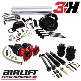 Air Lift Audi A4/S4/RS4 B9 2017-2018 3H Performance Kit 53mm Front Struts