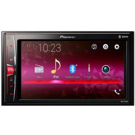 "Pioneer MVH-A210BT - 6.2"" Mechless Bluetooth Screen USB Tuner Stereo"