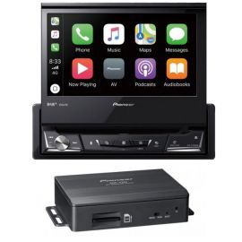 "Pioneer AVH-Z7200DAB - 7"" Bluetooth Screen CarPlay Android DAB + NAVIGATION"