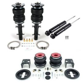 Air Lift Audi A3 8P Front and Rear Slam Kit Only With Rear Shocks