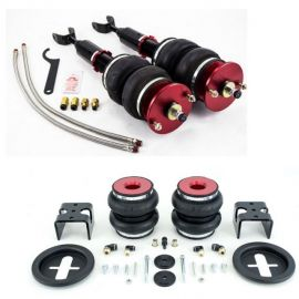 Air Lift Audi A3 8P 55mm Front and Rear Slam Kit Only With Rear Shocks