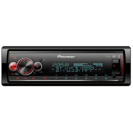Pioneer MVH-S520DAB - Mechless DAB Bluetooth USB Android Car Stereo