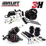 "Air Lift Audi A7 S7 RS7 C7 Digital 3H 1/4"" Air Suspension Kit"