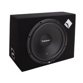"Rockford Fosgate Prime R1-1X12 - Single R1 12"" 400 Watt Loaded Enclosure"