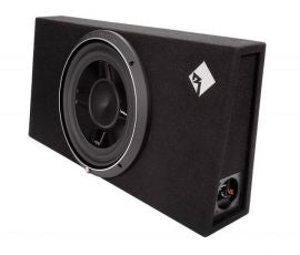 "Rockford Fosgate P3S-1X12 - Single P3 12"" Shallow Loaded Enclosure 800 Watts"