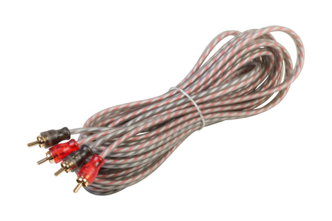 VIBE AUDIO 5m RCA Cable Twisted Pair