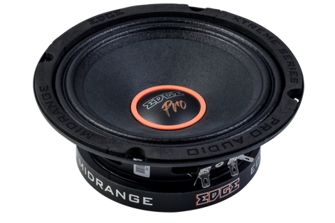 "EDXPRO6P-E9 6.5"" Power midrange speaker (PAIR)"