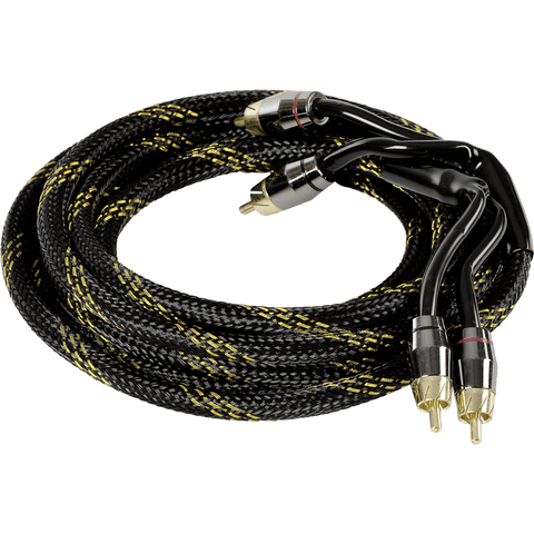 GZCC 3.14X-TP 3.14m high quailty RCA cable with metal connectors