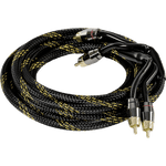 GZCC 5.49X-TP 5.49m high quailty RCA cable with metal connectors