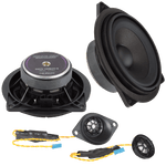 GZCS 100BMW-B Car specific 100 mm / 4″ 2-way speaker system