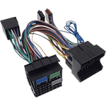 GZCS ISO QUADLOCK II Car specific wiring harness