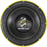 GZNW 15SPL-Xflex 38cm/15″ high performance SPL subwoofer