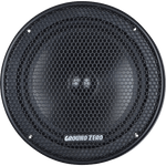 GZRC 165.2SQ 165mm/6.5″ 2-way SQ component speaker system