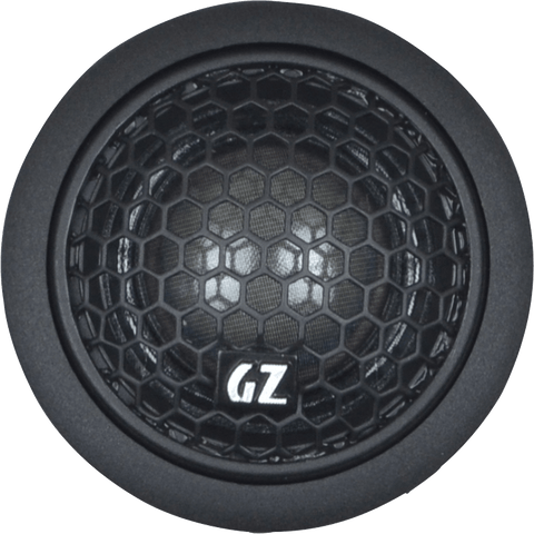 GZRT 25SQ 25mm/1″ coated silk dome tweeter