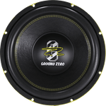 GZRW 12XSPL 30cm/12″ high quality SPL subwoofer