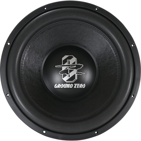 GZRW 38-D2 38 cm / 15″ high quality subwoofer