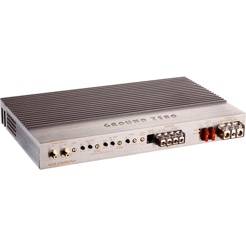 GZUA 2.250SQ-Plus 2-channel Sound Quality amplifier