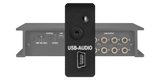 Helix HEC HD-AUDIO USB-INTERFACE - DSP.2 / DSP.3 Audio USB input module