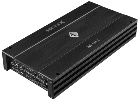 Helix M SIX 6-channel amplifier