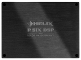 Helix P SIX DSP MK2 6-channel High-Res amplifier