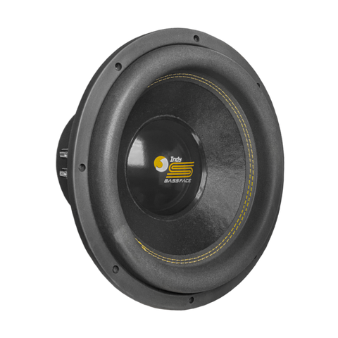 "BASSFACE INDYS12/2 subwoofer 12"" 1300w rms dual 2 ohm"
