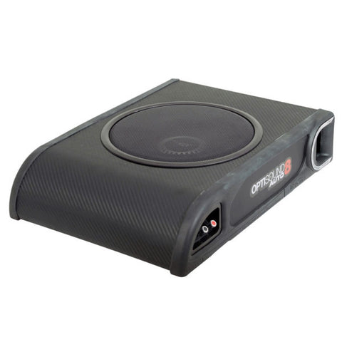 OPTISOUNDAUTO8ACTIVET-V2: Optisound Slimline 8 Inch Twin Bass Pack