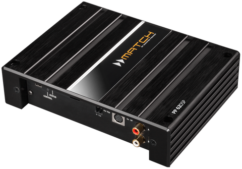 MATCH PP 62DSP 6 CHANNEL DSP PLUG AND PLAY AMPLIFIER