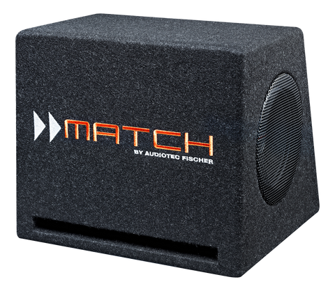 "MATCH PP 7E-D TWIN 6.5"" SUB ENCLOSURE"