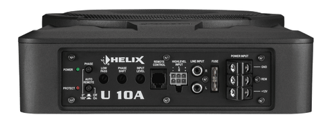 "Helix U 10A Ultra-compact 10"" active subwoofer"