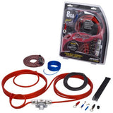 Stinger 4000 series 8 gauge power and signal wiring kit (SK4681)