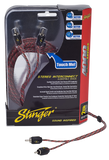 STINGER 4000 SERIES 2 CHANNEL RCA CABLE (SI421.5=1.5ft/0.46m)