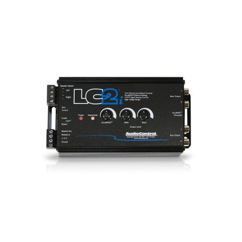 AUDIOCONTROL LC2I LINE OUT CONVERTER