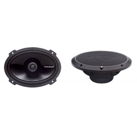 "Rockford Fosgate Punch Series: P1692 6""x9"" 2-Way Full Range Speakers"