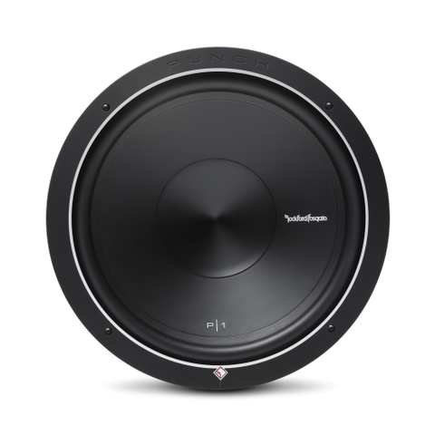 "Rockford Fosgate Punch Series P1S4-15 - 15"" P1 4-Ohm SVC Subwoofer"