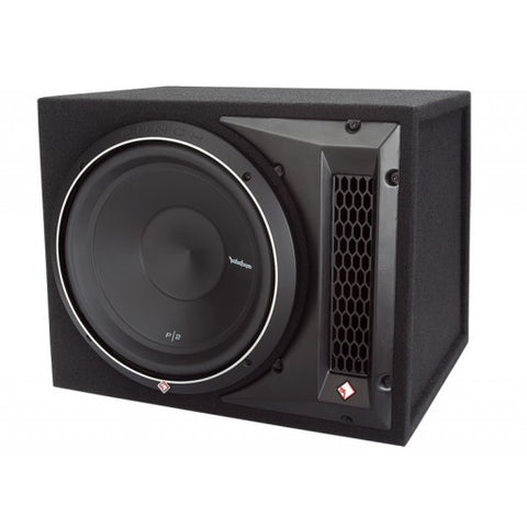 "Rockford Fosgate Punch Series - P2-1X12 Single P2 12"" Loaded Enclosure"