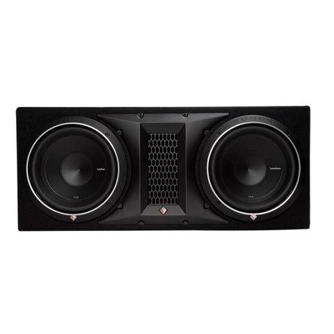 "Rockford Fosgate Punch Series - P2-2X10 Dual P2 10"" Loaded Enclosure"