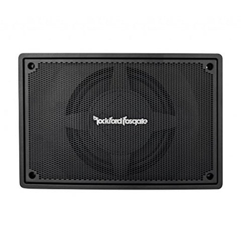"Rockford Fosgate PS-8 - Single 8"" Punch Powered Loaded Enclosure"