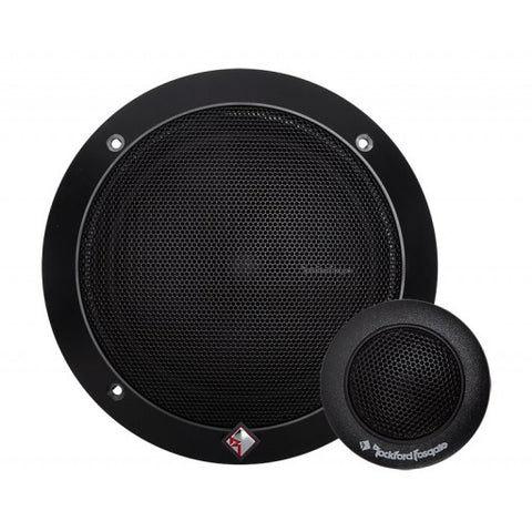 "Rockford Fosgate Prime R16-S - 6"" 2-Way Component Speakers 80 Watts"