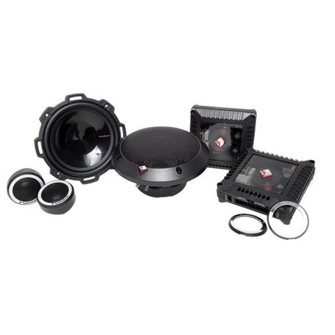 "Rockford Fosgate T152-S 5.25"" (13cm) Power Series Component System."