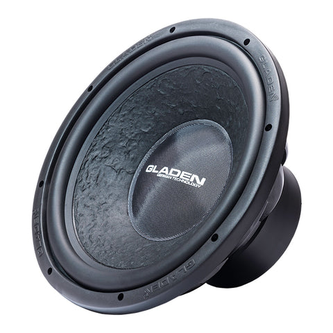 "Gladen RS 12 All-round 12"" Subwoofer"