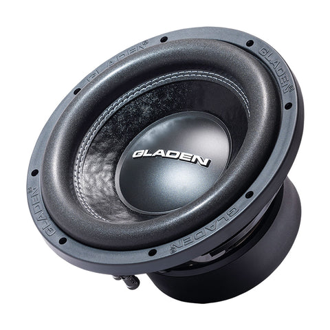 "Gladen SQX 10 High Performance 10"" Subwoofer"