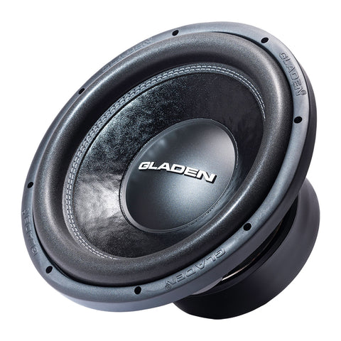 "Gladen SQX 12 – EXTREME High Performance 12"" Subwoofer"
