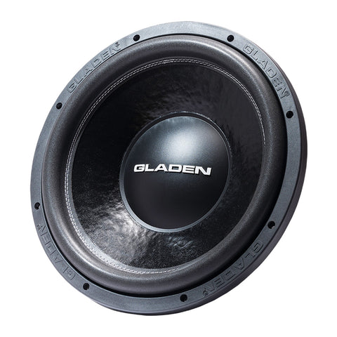 "Gladen SQX 15 – Extreme High Performance 15"" Subwoofer"