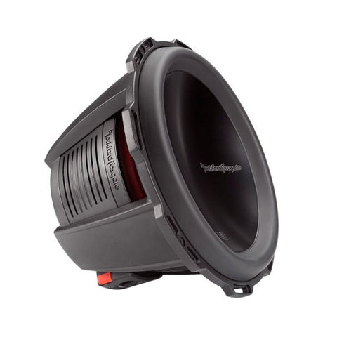 "Rockford Fosgate Power Series T0D212 - 12"" T0 2-Ohm DVC Subwoofer"