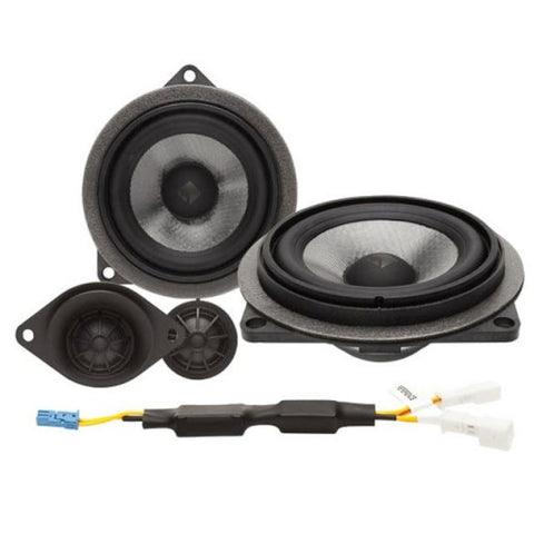 Rockford Fosgate T3-BMW2 - BMW Custom Fit 2-Way Component Speaker System