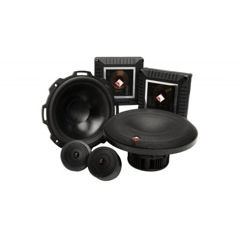 "Rockford Fosgate Power T4652-S - 6.5"" 2 Way Component Speaker System"