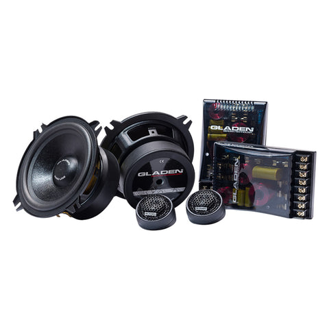 Gladen ZERO 130 Sound Quality 2 Way Speaker System