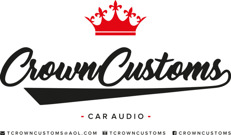 Crown customs car audio