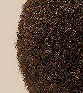Extremely tight afro